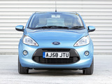 Ford Ka UK-spec 2008 photos