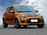 Ford Ka Sport BR-spec 2011 wallpapers