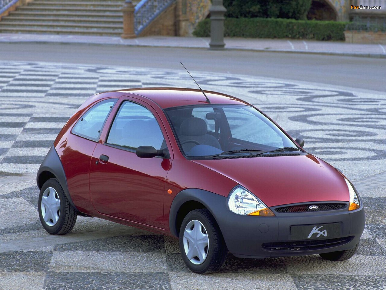 images of ford ka 1996 2008 1280x960