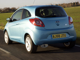 Images of Ford Ka UK-spec 2008