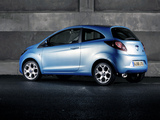 Photos of Ford Ka UK-spec 2008