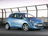 Ford Ka UK-spec 2008 wallpapers