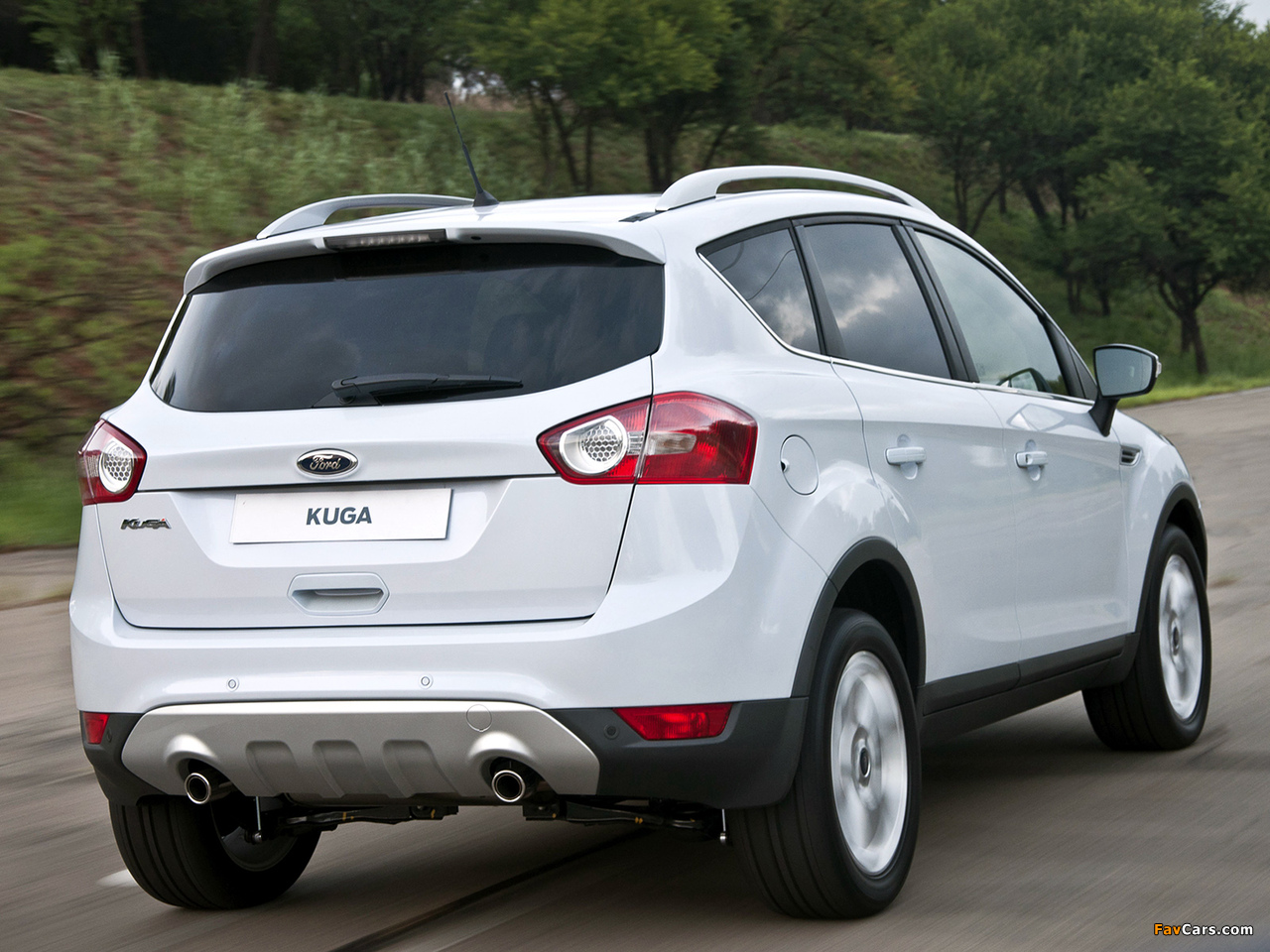 pictures of ford kuga titanium s za spec 2011 1280x960. Black Bedroom Furniture Sets. Home Design Ideas