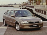 Ford Laser 5-door (KN) 1999–2001 wallpapers