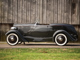 Ford V8 Special Speedster 1932 wallpapers