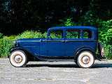 Ford Model B Deluxe Fordor Sedan (160) 1932 images
