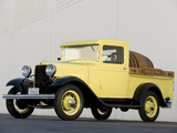 Ford Model B Pickup (78) 1932 photos