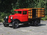 Ford Model BB Platform Truck 1934 photos