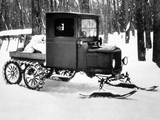 Ford Model T Snowmobile 1913 photos