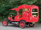Ford Model T Calliope Truck 1913 wallpapers