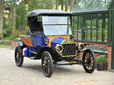 Ford Model T Pickup 1914 images