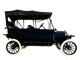 Ford Model T Touring 1914 pictures