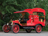 Pictures of Ford Model T Calliope Truck 1913
