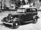 Images of Ford Model Y 2-door Saloon 1932–37