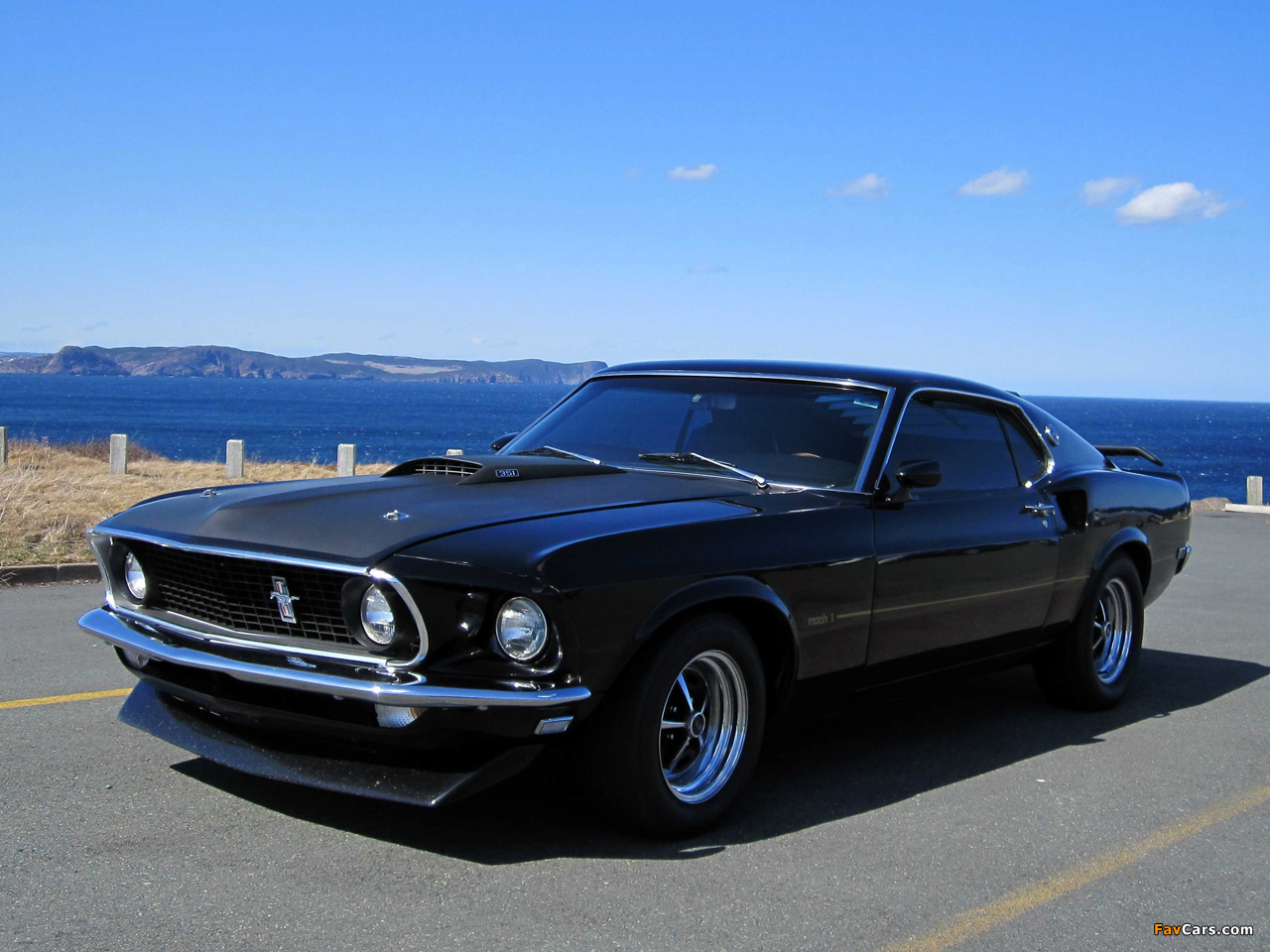 Mustang Mach 1 1969 Images 1280x960
