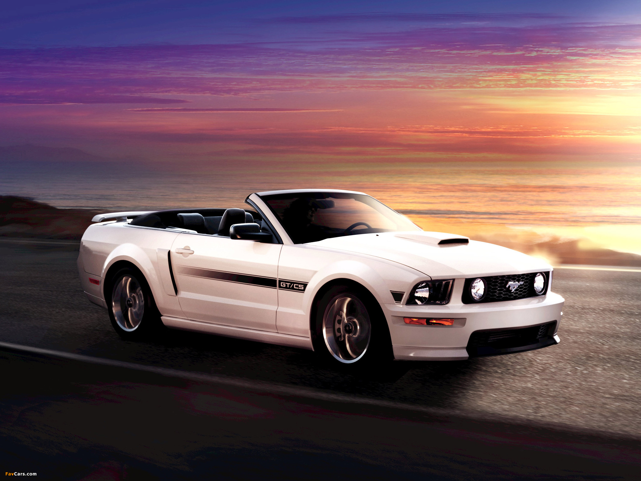 2007 Mustang >> Mustang GT California Special 2007 images (2048x1536)