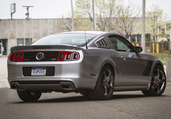 Roush Stage 3 >> Roush Stage 3 2013 wallpapers (640x480)