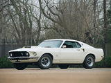 Photos of Mustang Boss 429 1969