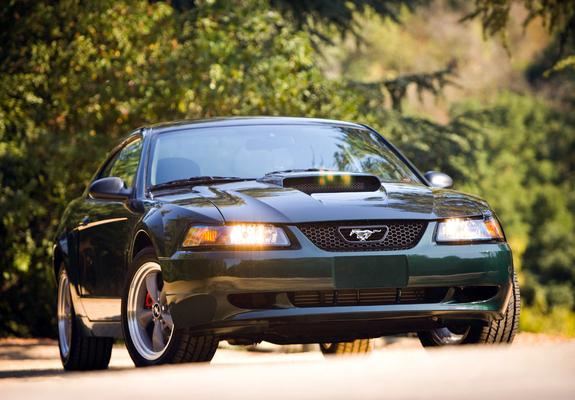 Photos Of Mustang Bullitt Gt 2001 2048x1536