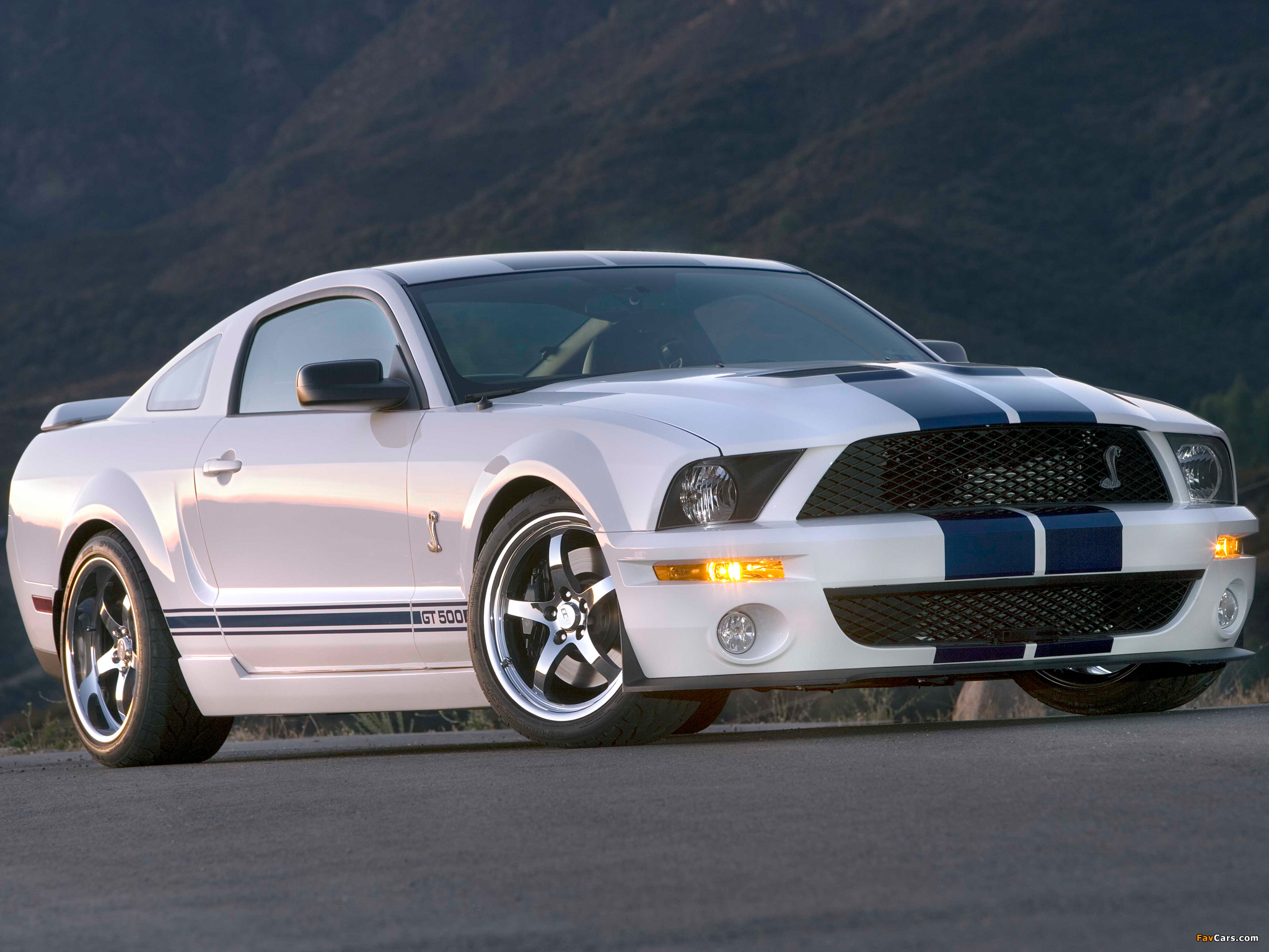 Wallpapers Of Hennessey Shelby Gt500 2005 08 2048x1536