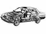 Ford Orion (II) 1986–90 photos