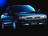 Photos of Ford Orion (III) 1990–93