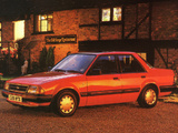 Ford Orion Ghia UK-spec 1983–86 wallpapers