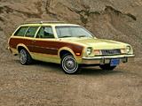 Ford Pinto Squire Wagon 1977 images