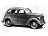 Images of Ford Prefect 4-door Saloon (E93A) 1938–49