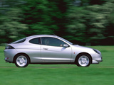 Images of Ford Puma UK-spec 1997–2001