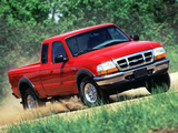 Ford Ranger Extended Cab 1998–2000 wallpapers