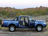 Ford Ranger Crew Cab ZA-spec 2007–09 wallpapers