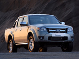 Ford Ranger Double Cab ZA-spec 2009–11 photos