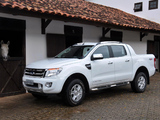 Ford Ranger Double Cab Limited BR-spec 2012 photos