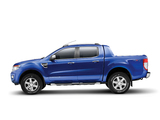 Images of Ford Ranger Double Cab Limited BR-spec 2012