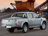 Pictures of Ford Ranger Double Cab ZA-spec 2009–11