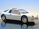 Ford RS200 1984–86 pictures