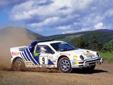 Ford RS200 Group B Rally Car photos