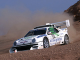 Photos of Ford RS200 Pikes Peak