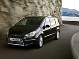 Images of Ford S-MAX Titanium S 2008–10
