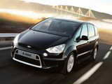 Photos of Ford S-MAX Titanium S 2008–10