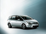 Pictures of Ford S-MAX CN-spec 2008