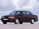 Images of Ford Scorpio Sedan 1990–95