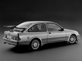 Ford Sierra RS Cosworth 1986–88 photos