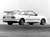 Ford Sierra RS Cosworth 1986–88 wallpapers