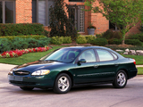 Ford Taurus 2000–06 photos