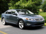 Ford Taurus SHO 2009–11 wallpapers