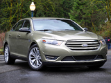 Ford Taurus 2011 photos