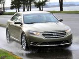 Ford Taurus 2011 pictures