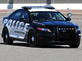 Photos of Ford Police Interceptor Sedan 2010